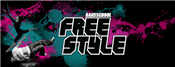 Dansschool Freestyle logo