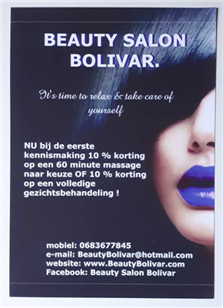 Beauty Salon Bolivar